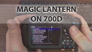 How To Install Magic Lantern on Canon 700D, 1200D, 70D, 600D or Any Canon DSLR! 🔥