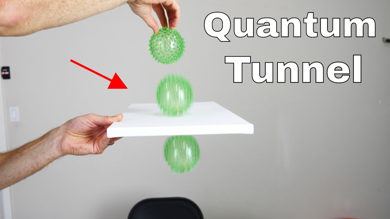 Download How to Make a Quantum Tunnel In Real Life