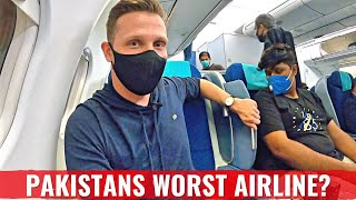 SERENE AIR - PAKISTAN's WORST AIRLINE? POOR SAFETY & NO PASSION!