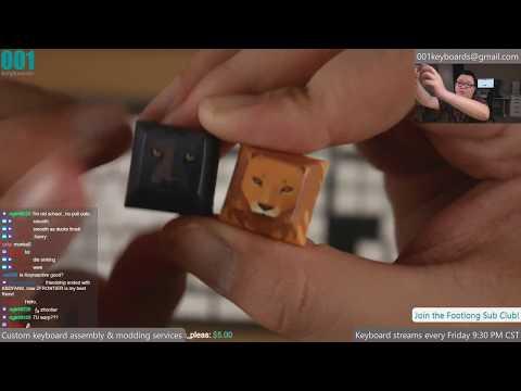 Unboxing: KAT (Mini SA) Profile Keycaps