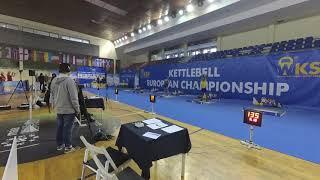 Эстафета. Чемпионат Европы WKSF