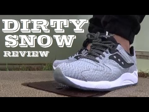 Saucony Dirty Snow