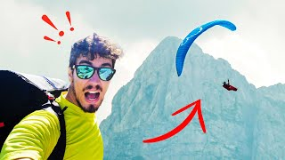 HOW PARAGLIDING CHANGED MY LIFE