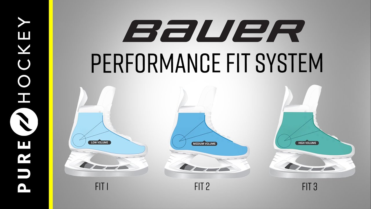 Bauer Performance Fit System Pure Hockey