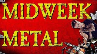Midweek Metal Episode 137 - Bieber, Knitting & Children's Books