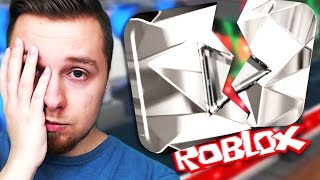 THEY DESTROYED MY DIAMOND button?! | Roblox