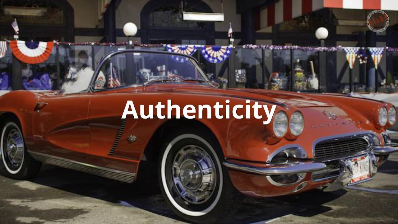 Factors That Go Into Classic Car Valuation YouTube - Classic car valuation