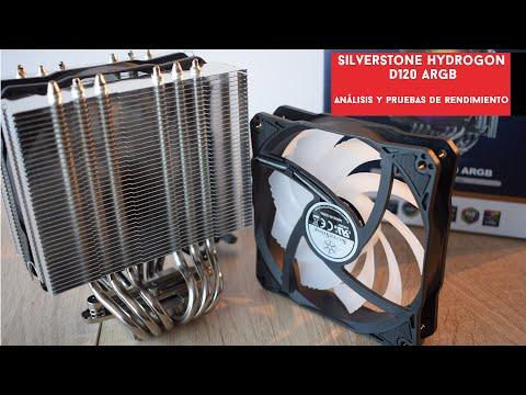 Silverstone Hydrogon D120 ARGB. #Análisis y pruebas de rendimiento   GameIt ES