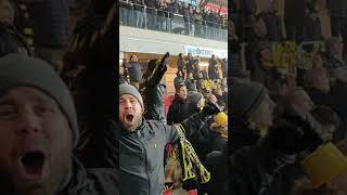 Åh upp på Råsunda. Kalmar - AIK 11/11-2018 GULDMATCHEN