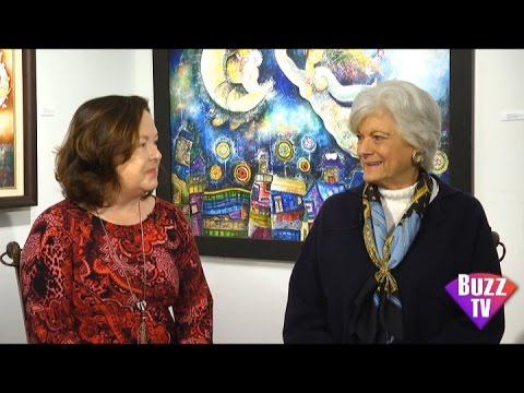 Arts in Depth hosted by Barbara Hoffman Guest: Cynthia Calender Book Center 1-19-16