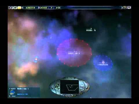 Imperium Galactica II multiplayer gameplay - Episode 1 Part 1/3  