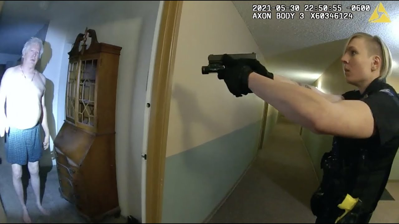 Download Full Unedited Bodycam of Cops Tasing 75 y.o. Man in His Own Home (Officer Hanning)