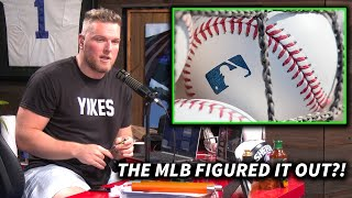 Pat McAfee Says The MLB Is... Not Dead