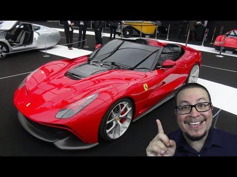 Ferrari Special Projects - Parlons-en Ep.12 - alexsmolik