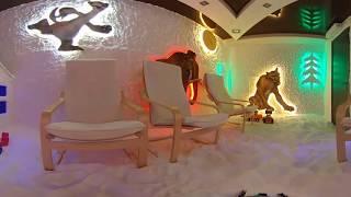 Vr360 AndquotСоляная пещераandquot Губаха панорамное видео