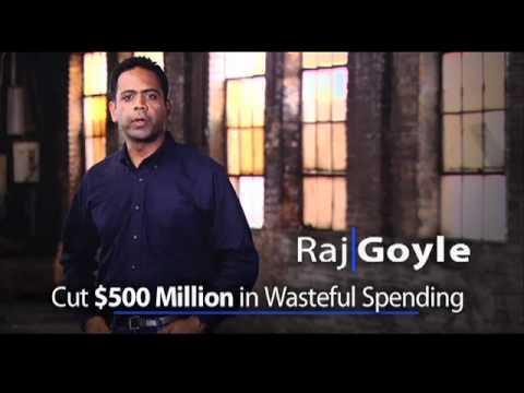 Raj Goyle TV ad - Respect
