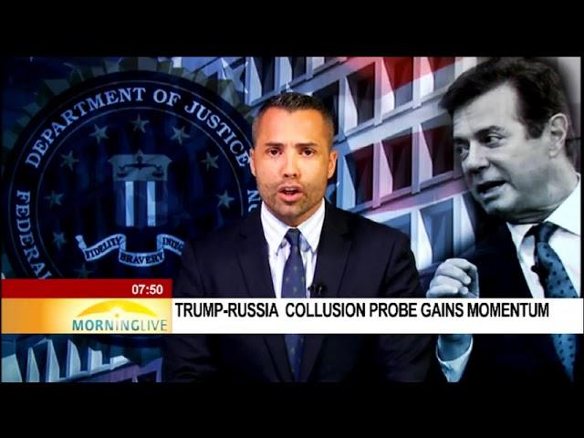 Trump-Russia collusion probe gains momentum