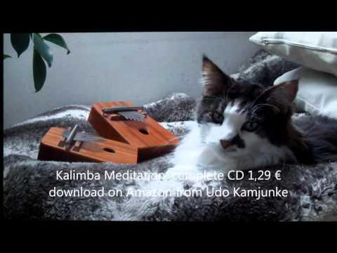 Meditation Kalimba from Udo Kamjunke, CD 40min, 1,29 € Amazon