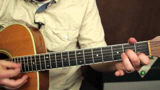 Guitar Lessons - Easy Acoustic Songs - Signs - Tesla ( 5 man electrical band)