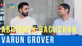 Social Media Star Ep 6   Abhishek Bachchan, Varun Grover