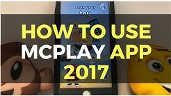 How to Scan Toy Using McPlay App 2017 - WORKING !