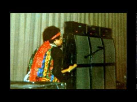 Hendrix - Machine Gun 1970 Norman Oklahoma