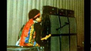 Hendrix - Machine Gun 1970 Norman Oklahoma
