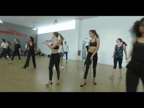 Stage Latin Jazz Avec Morgane Lacroix - Centre Showtime Danse Cergy