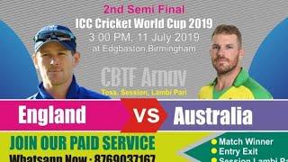 England vs Australia | Semi final | cwc2019| sportshall