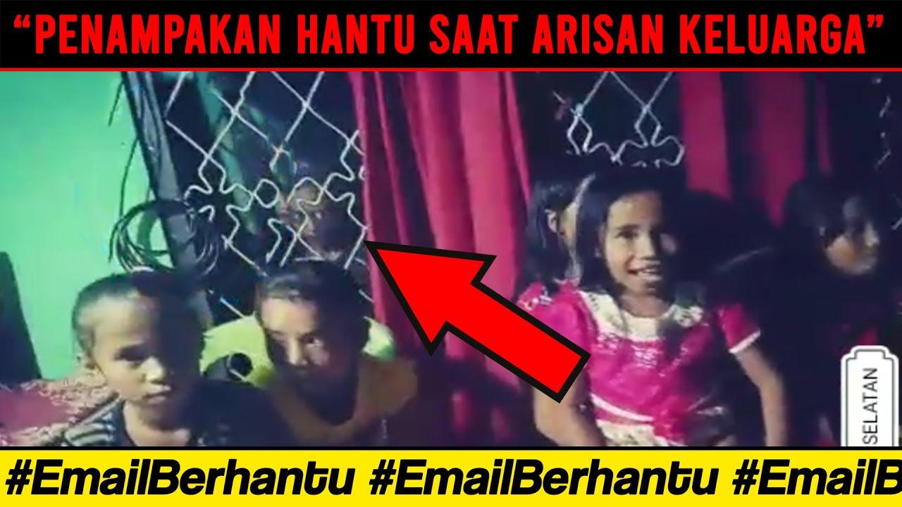 [🔴LIVE] Penampakan Hantu Ketika Arisan | #EmailBerhantu