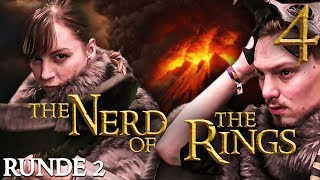 2. Rundenfinale: Comeback oder Massaker? | Nerd of the Rings #4 mit Marah und Anton