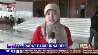 LIVE - Laporan Langsung Suasana Rapat Paripurna DPR RI
