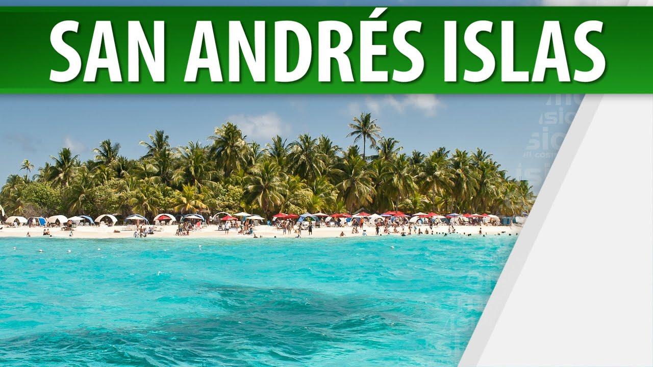 Isla de San Andrés Conócelo Todo - Turismo en Colombia - Cosmovision -  YouTube
