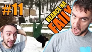 REAKCE NA PARKOUR FAILY FANOUŠKŮ #11   TARY