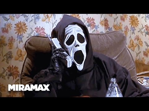Scary Movie | 'Wazzup?' (HD) - Marlon Wayans, Dave Sheridan | MIRAMAX
