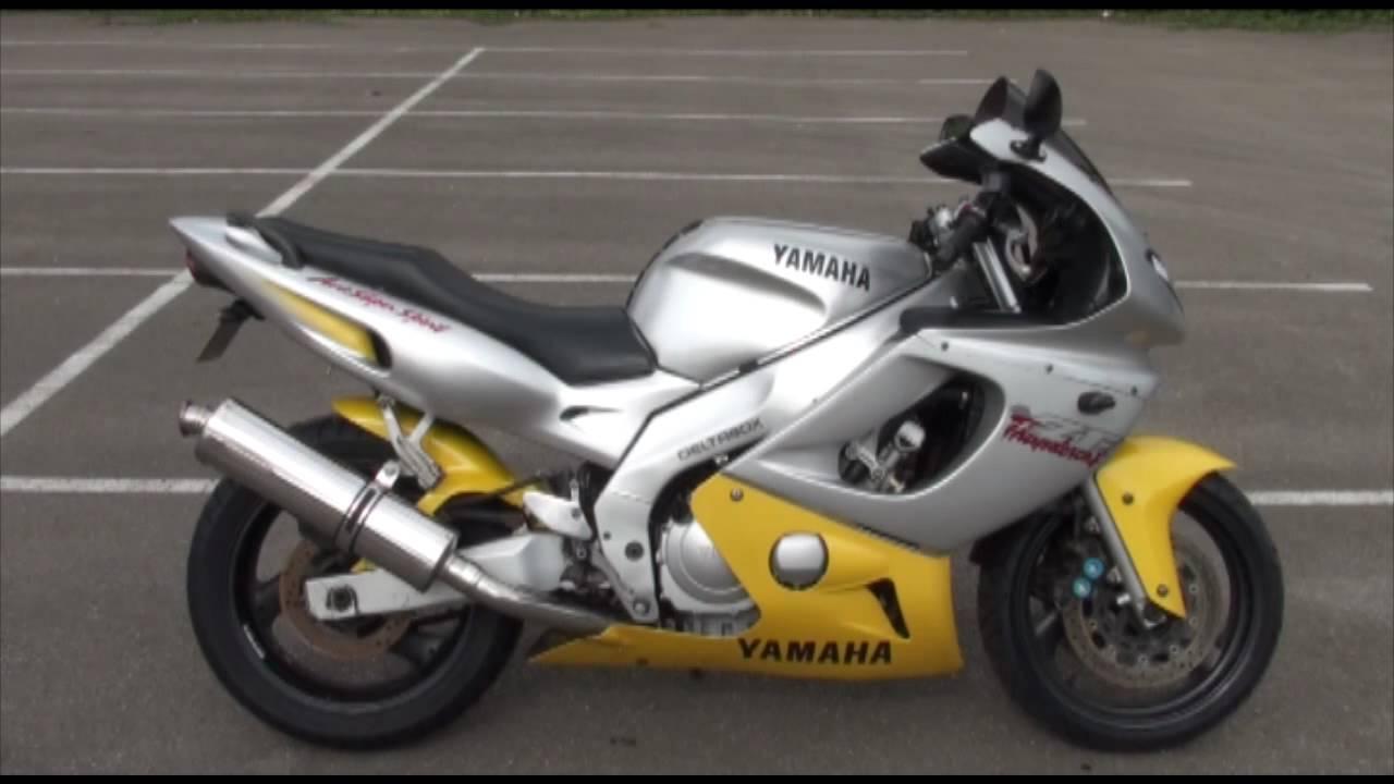 ヤマハ・YZF600Rサンダーキャッ...