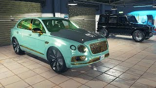 ВЫИГРАЛ НА АУКЦИОНЕ BENTLEY BENTAYGA  КОТОРАЯ ЕДЕТ 400 КМ/ЧАС - CAR MECHANIC SIMULATOR 2018