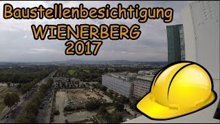 🙂Immobilien Investment Wien Baustellenbesichtigung Wienerberg Open House 2017 ⛏