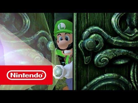 Luigi's Mansion - Les grands esprits se rencontrent dans ce remake ! (Nintendo 3DS)