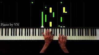 Neden Oldu - Piano Tutorial by VN