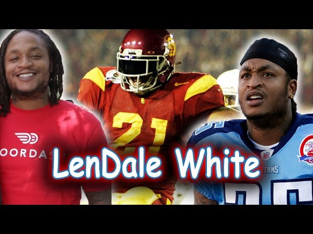 What Ever Happened to LenDale White? (Suffered From Addiction)