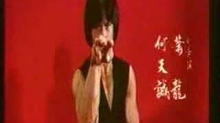 ジャッキー・チェン蛇拳OPの演舞.