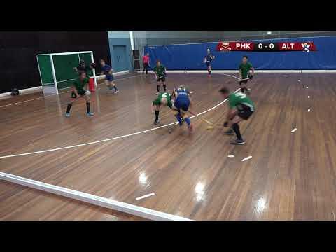 2018 Hockey Victoria Men's A Indoor FINAL PH V Altona