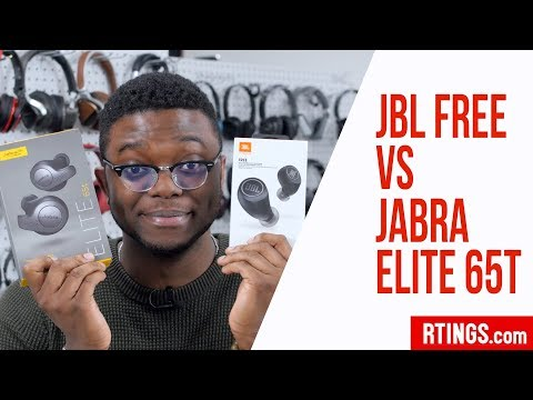 b7c158cbe82 Jabra Elite 65t vs JBL Free Headphones Review - RTINGS.com - YouTube