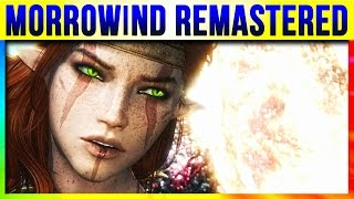 MORROWIND Remastered in ESO Vvardenfell NEW DLC!