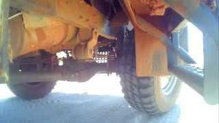 Iveco Daily 4x4  suspension cam