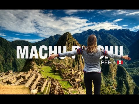 Discovering Incas lost city - Machu Picchu (Alvaro Saez)