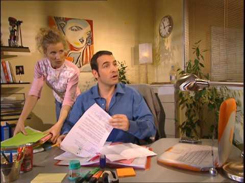Un gars une fille au bureau de jean youtube for Un gars une fille leognan