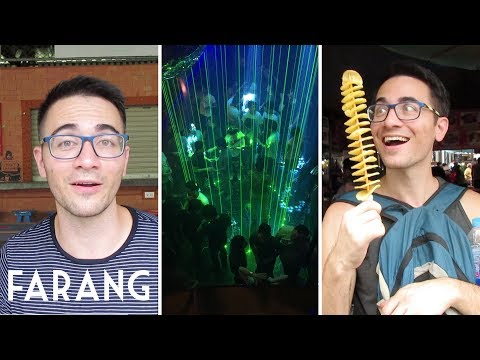 BANGKOK Gay Bars, Chatuchak Market, and Misadventures // THAILAND Travel Vlog