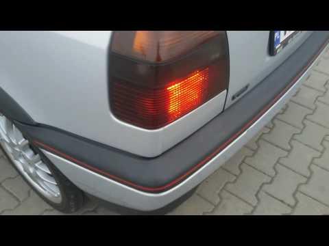 VW GOLF III 3 TDI GTI 20 JAHRE